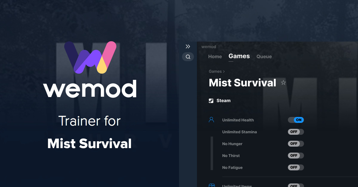 Mist Survival Cheats And Trainers For Pc Wemod You can help mist survival wiki by expanding it. mist survival cheats and trainers for